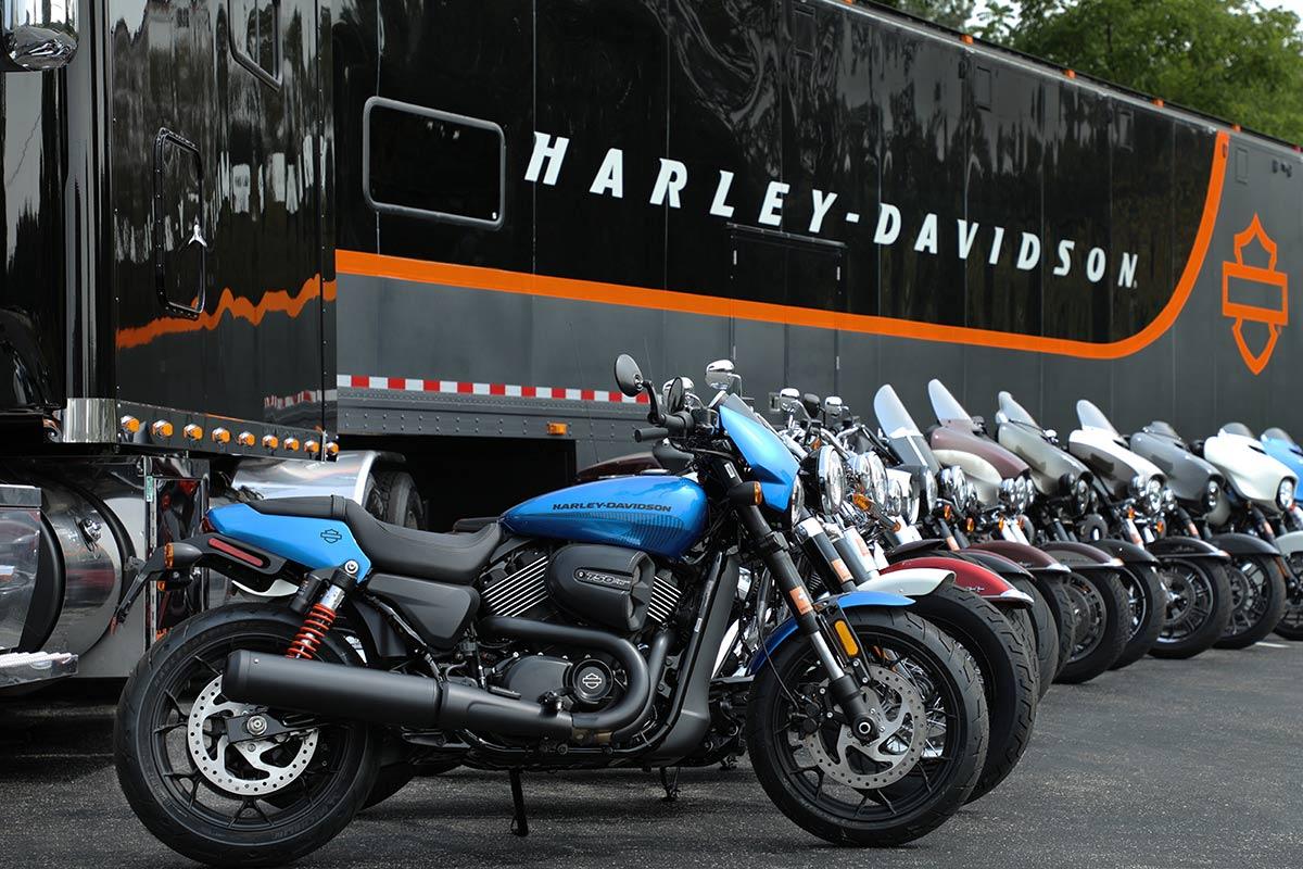 2018 H-D Demo Rides