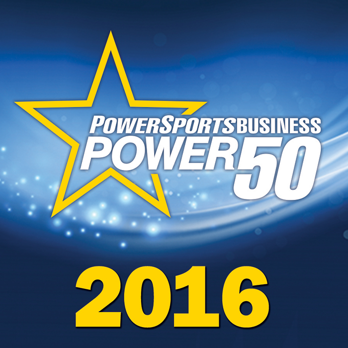PowerSports Business Power 50 - 2016