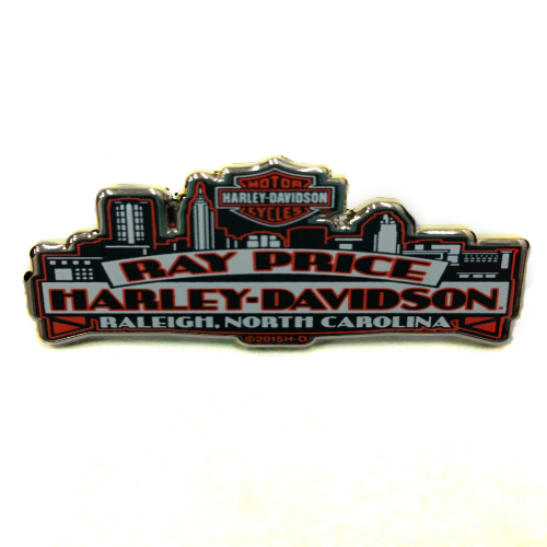 Ray Price H-D Pin