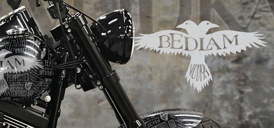 Bedlam Vodka Bike