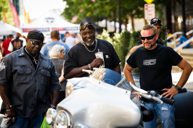 2017 Ray Price Capital City Bikefest