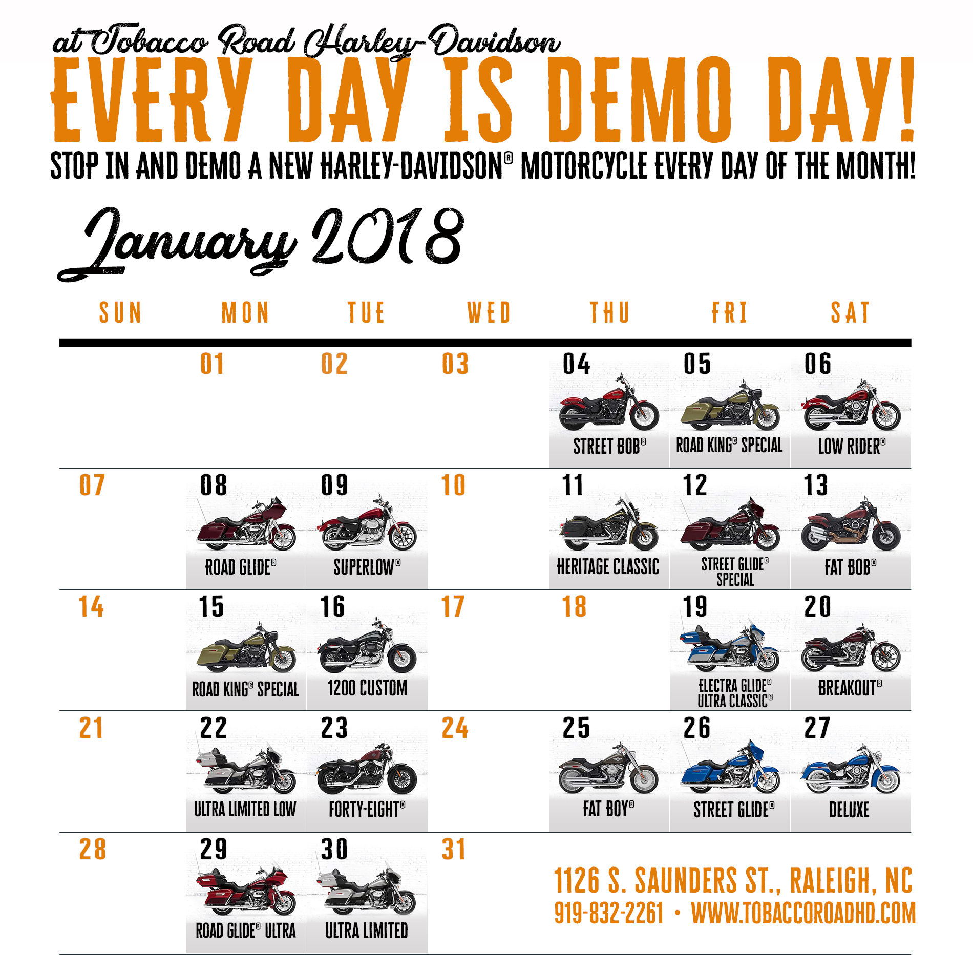Every Day is Demo Day